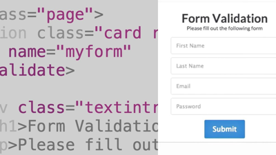AngularJS: Form Validation image