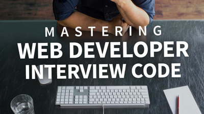 Mastering Web Developer Interview Code image